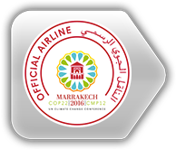 OFFICIAL AIRLINE MARRAKECH COP22|2016|CMP12